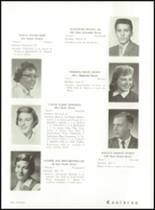 1959 Liberty High School Yearbook Page 66 & 67