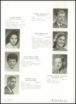 1959 Liberty High School Yearbook Page 72 & 73