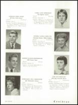1959 Liberty High School Yearbook Page 88 & 89