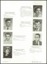 1959 Liberty High School Yearbook Page 90 & 91