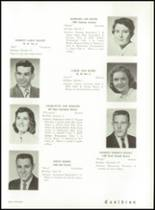 1959 Liberty High School Yearbook Page 98 & 99