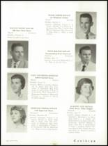 1959 Liberty High School Yearbook Page 100 & 101