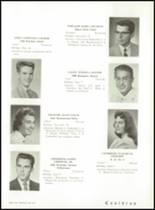 1959 Liberty High School Yearbook Page 104 & 105