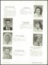 1959 Liberty High School Yearbook Page 108 & 109
