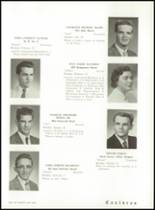 1959 Liberty High School Yearbook Page 110 & 111