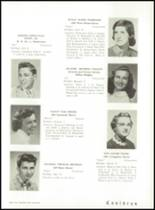 1959 Liberty High School Yearbook Page 120 & 121