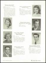 1959 Liberty High School Yearbook Page 122 & 123