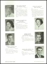 1959 Liberty High School Yearbook Page 126 & 127