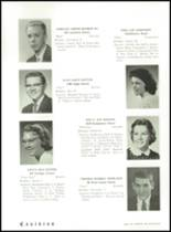 1959 Liberty High School Yearbook Page 128 & 129