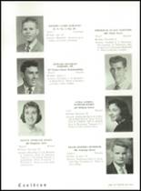 1959 Liberty High School Yearbook Page 134 & 135
