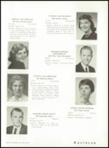 1959 Liberty High School Yearbook Page 140 & 141