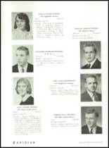 1959 Liberty High School Yearbook Page 142 & 143