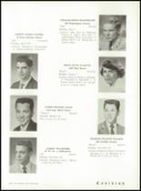 1959 Liberty High School Yearbook Page 150 & 151