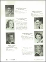 1959 Liberty High School Yearbook Page 152 & 153