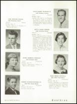 1959 Liberty High School Yearbook Page 154 & 155