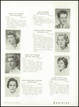1959 Liberty High School Yearbook Page 156 & 157