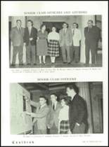 1959 Liberty High School Yearbook Page 164 & 165