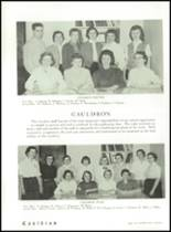 1959 Liberty High School Yearbook Page 166 & 167