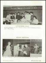 1959 Liberty High School Yearbook Page 180 & 181