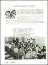 1959 Liberty High School Yearbook Page 204 & 205