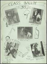 1959 Liberty High School Yearbook Page 250 & 251