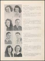 1946 Ashdown High School Yearbook Page 16 & 17