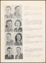 1946 Ashdown High School Yearbook Page 20 & 21