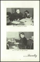 1956 Campion Jesuit High School Yearbook Page 16 & 17