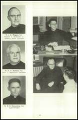 1956 Campion Jesuit High School Yearbook Page 24 & 25