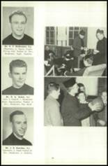 1956 Campion Jesuit High School Yearbook Page 28 & 29