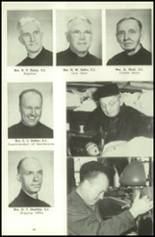 1956 Campion Jesuit High School Yearbook Page 30 & 31