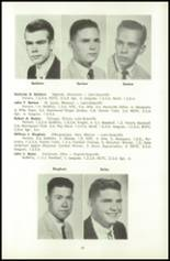 1956 Campion Jesuit High School Yearbook Page 40 & 41