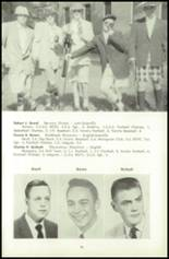 1956 Campion Jesuit High School Yearbook Page 42 & 43