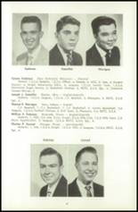 1956 Campion Jesuit High School Yearbook Page 44 & 45