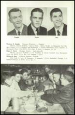 1956 Campion Jesuit High School Yearbook Page 46 & 47