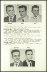 1956 Campion Jesuit High School Yearbook Page 52 & 53