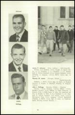 1956 Campion Jesuit High School Yearbook Page 54 & 55