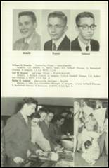 1956 Campion Jesuit High School Yearbook Page 56 & 57
