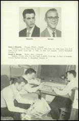1956 Campion Jesuit High School Yearbook Page 60 & 61