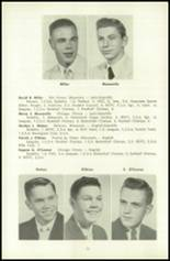 1956 Campion Jesuit High School Yearbook Page 62 & 63
