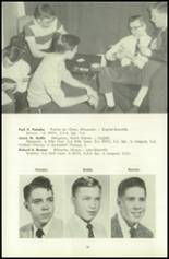 1956 Campion Jesuit High School Yearbook Page 64 & 65