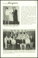 1956 Campion Jesuit High School Yearbook Page 100 & 101