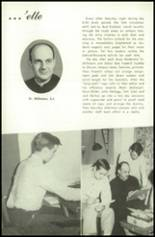 1956 Campion Jesuit High School Yearbook Page 102 & 103