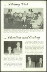 1956 Campion Jesuit High School Yearbook Page 106 & 107