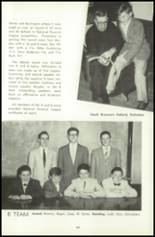 1956 Campion Jesuit High School Yearbook Page 108 & 109