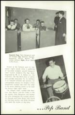 1956 Campion Jesuit High School Yearbook Page 110 & 111