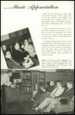 1956 Campion Jesuit High School Yearbook Page 112 & 113