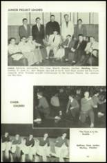 1956 Campion Jesuit High School Yearbook Page 116 & 117
