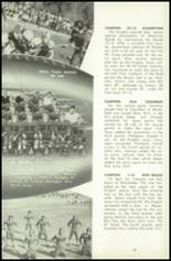 1956 Campion Jesuit High School Yearbook Page 126 & 127