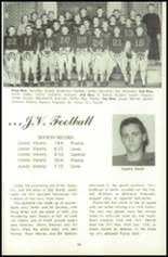 1956 Campion Jesuit High School Yearbook Page 132 & 133